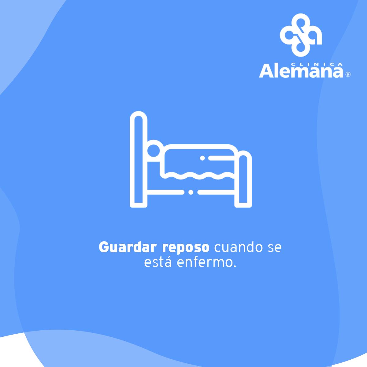 Icono de persona acostada en una cama