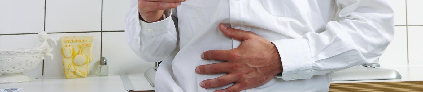 Acidez o dispepsia: ardor en el estómago