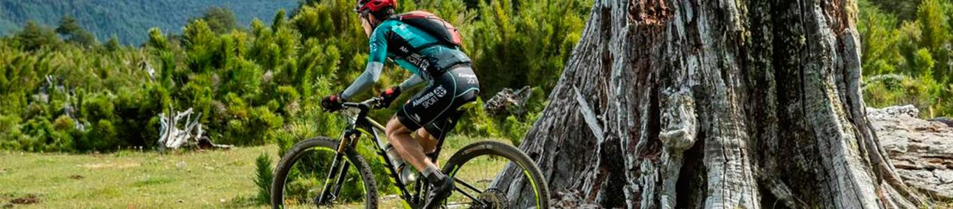 Competencia de Mountainbike Transandes Challenge 2020
