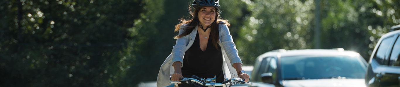 El ciclismo como medio de transporte