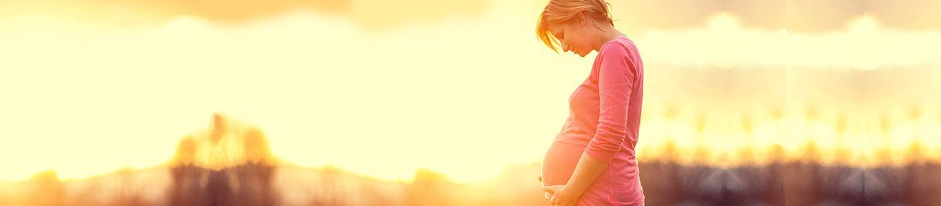 ¿Cómo enfrentar el último trimestre de embarazo en meses de calor?