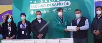 Firmamos nuevo convenio con Municipalidad de Colina y Desafío Levantemos Chile