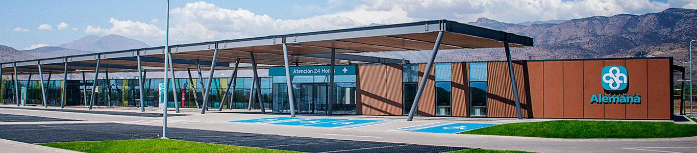 Apertura nuevo Centro Médico Clínica Alemana de Chicureo
