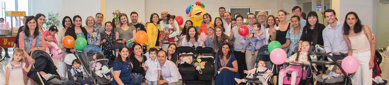 Encuentro anual de familias UCI pediátrica