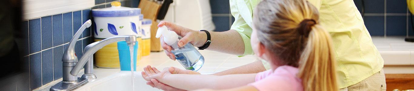 ¿Cómo lavarse las manos para evitar los contagios?