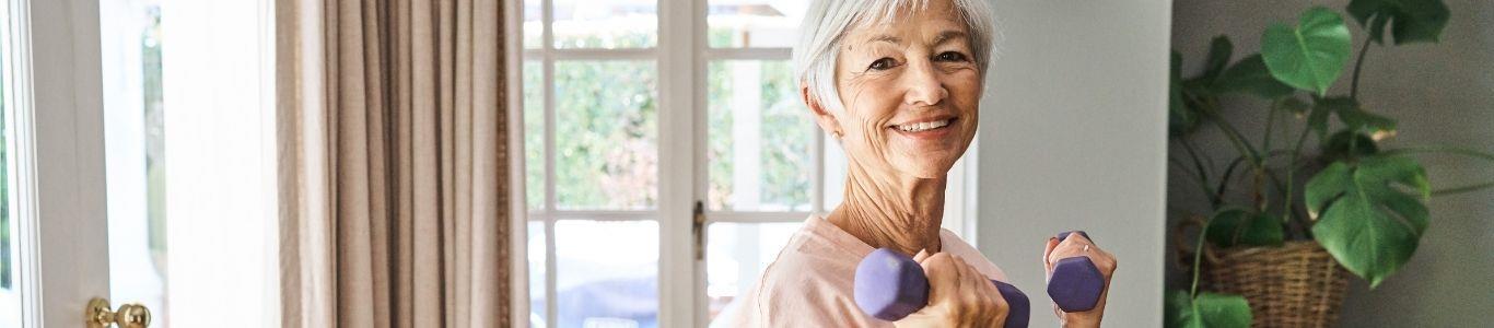 Claves para alcanzar un envejecimiento exitoso