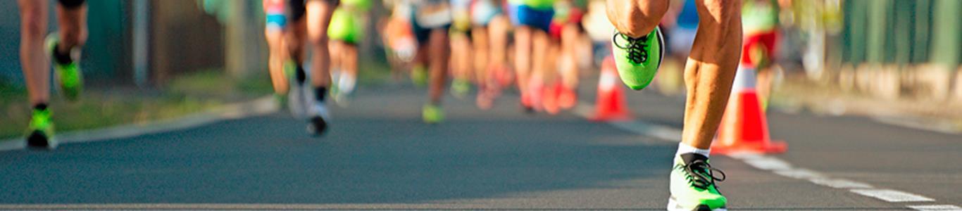 Hambre por llegar a la meta: nutrición deportiva y maratón