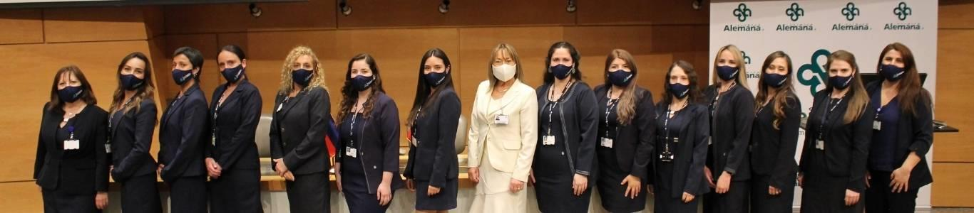 XXII Congreso Internacional de Enfermería de Clínica Alemana