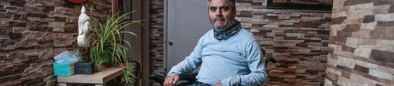 Jaime Poblete cuenta la historia de donación y trasplante de su familia