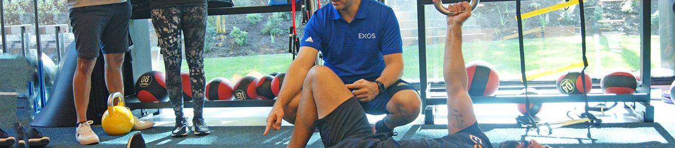 Metodología EXOS para prevenir y rehabilitar lesiones
