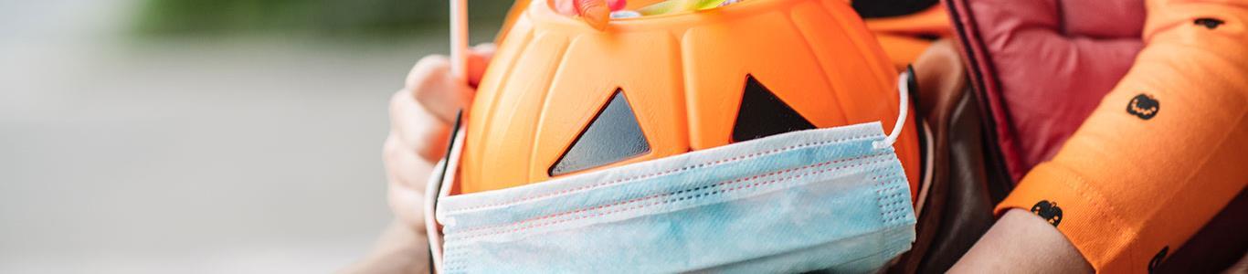 Halloween: ¿Cómo prevenir el Covid-19?