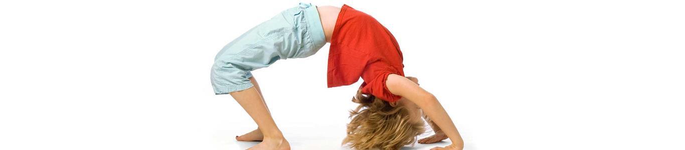 Hiperlaxitud infantil: los pros y contra de ser más elástico