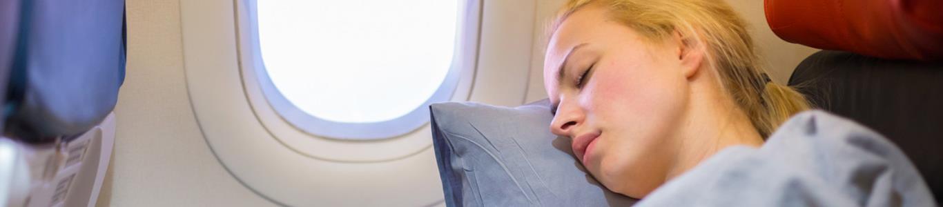 Jet lag: un trastorno que afecta a los viajeros