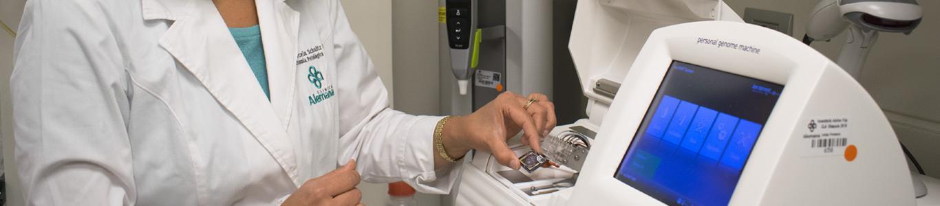 Medicina de precisión en el tratamiento del cáncer