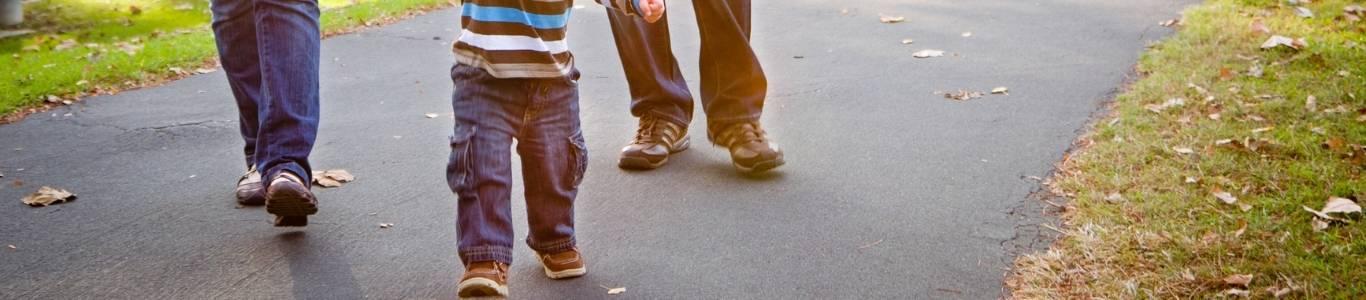 Cojera en niños: Síntomas y causas