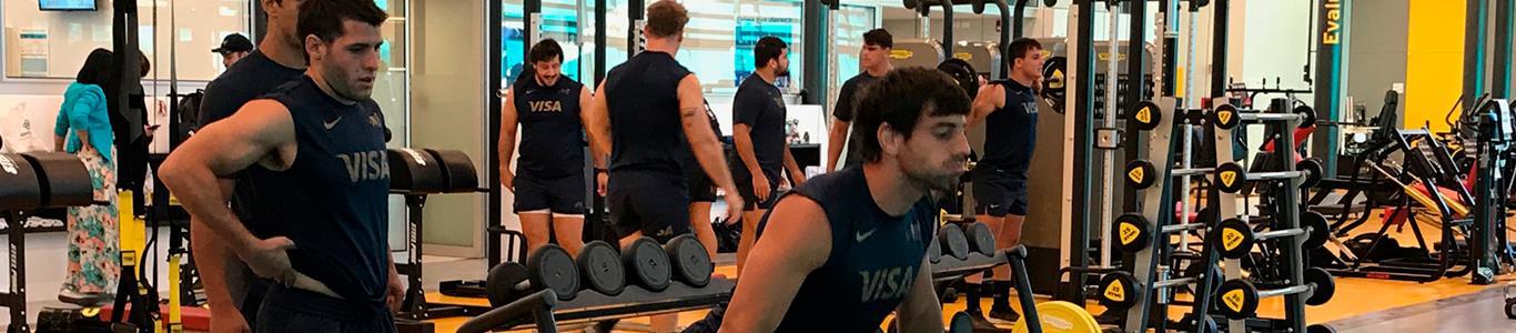Los Pumas pasan por Chile y entrenan en Alemana Sport