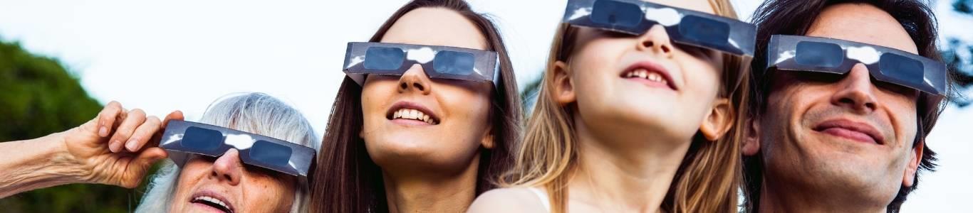 Eclipse solar: ¿Qué precauciones tener?