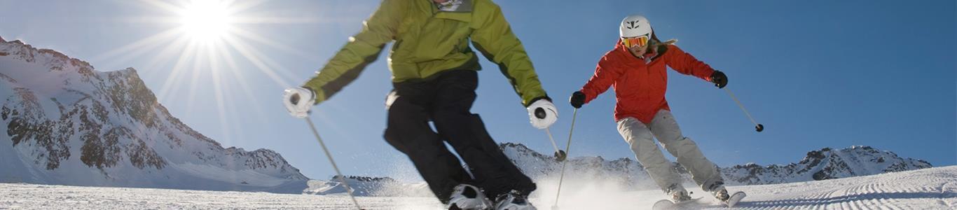 Consideraciones de salud al momento de esquiar