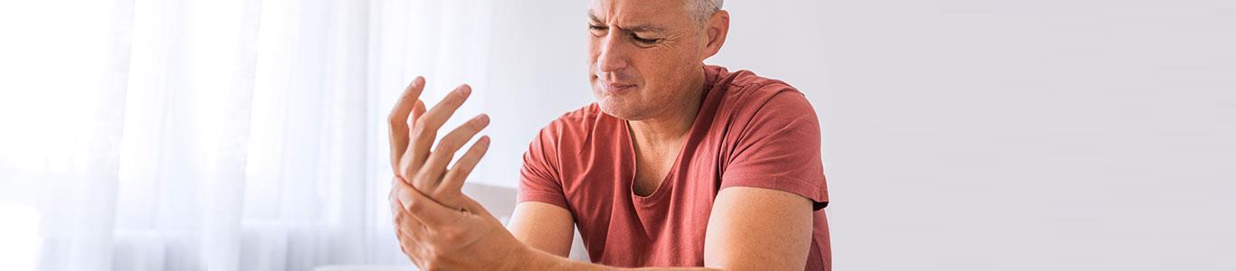 Traumatólogo de mano: cuidado con los accidentes dentro del hogar