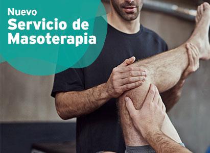 Masoterapia deportiva