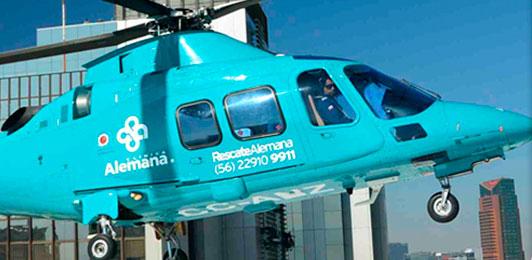 Servicio de Urgencia - Rescate Alemana 2