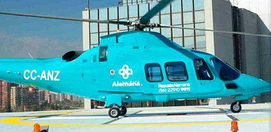 Servicio de Urgencia - Rescate Alemana 3