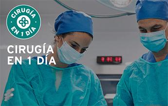 Cirugía en un día