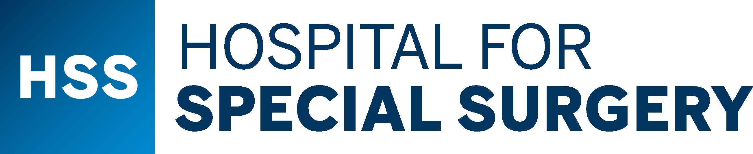 Logo Hospital for Special Surgery