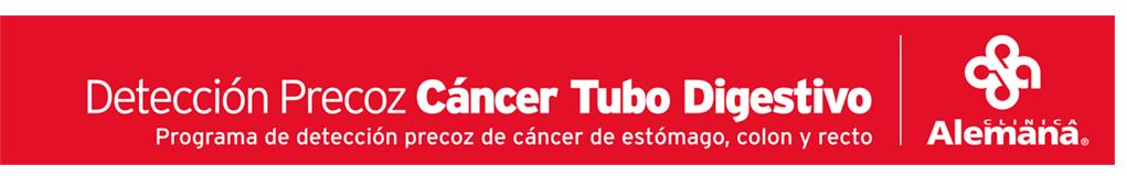 Detección precoz cáncer tubo digestivo