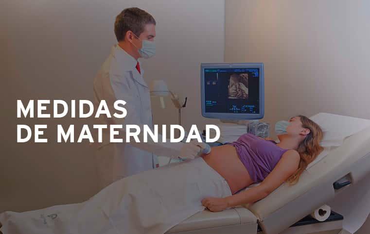 Medidas Maternidad