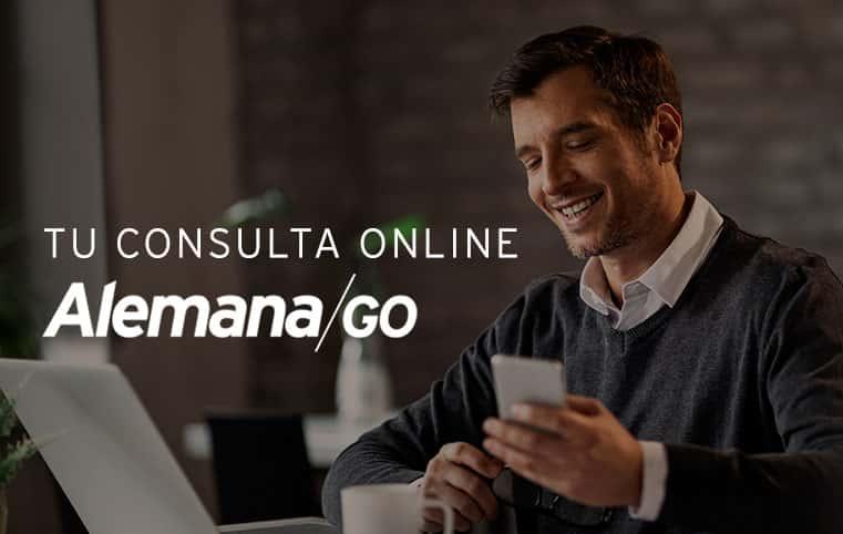 Alemana Go - Consulta Online