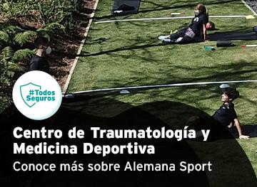 Centro de traumatología y medicina deportiva