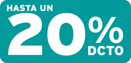 Icono de 20% dcto