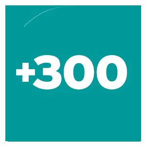 300 Charlas y Talleres