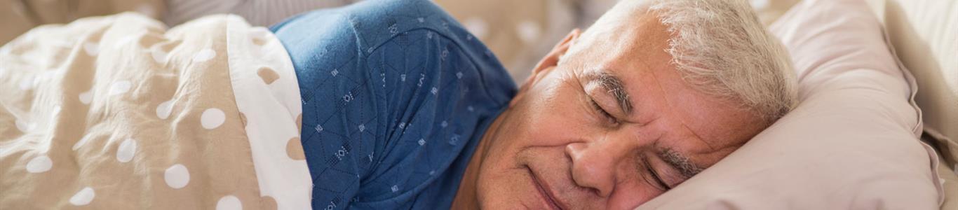 Tercera edad: principales trastornos del sueño