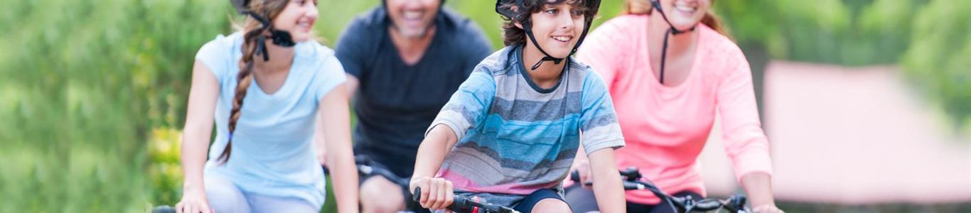 Andar en bicicleta: los beneficios de pedalear por una vida saludable