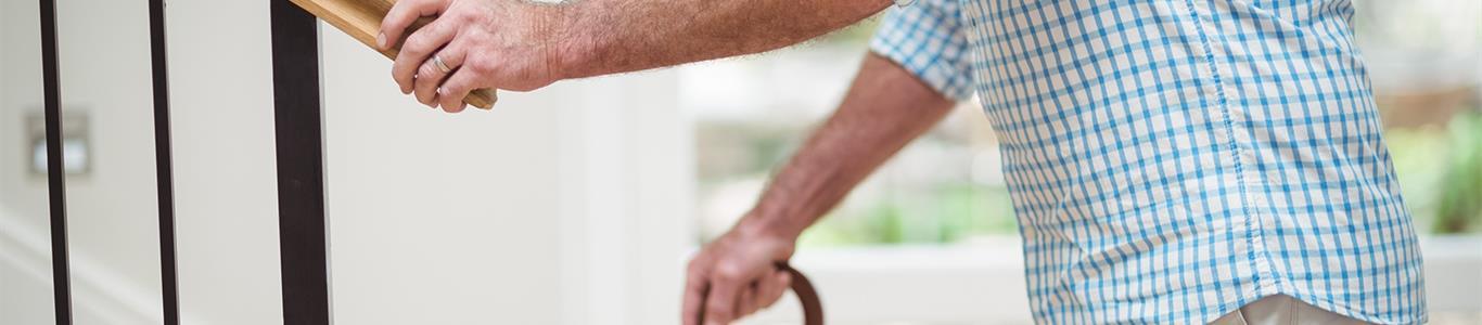 Caídas en adultos mayores: principales causas y cómo prevenir