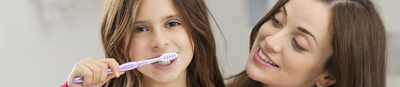 Cuidando la salud bucal de los más pequeños