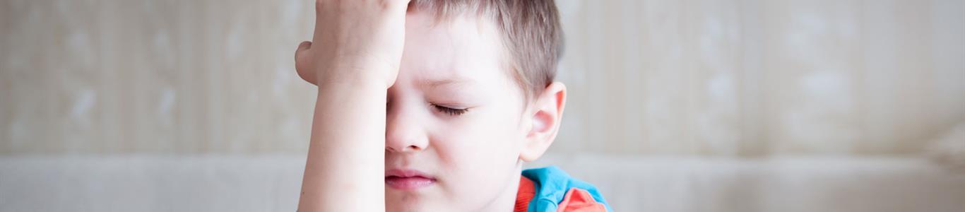 Dolor de cabeza en niños: ¿Cuándo consultar?