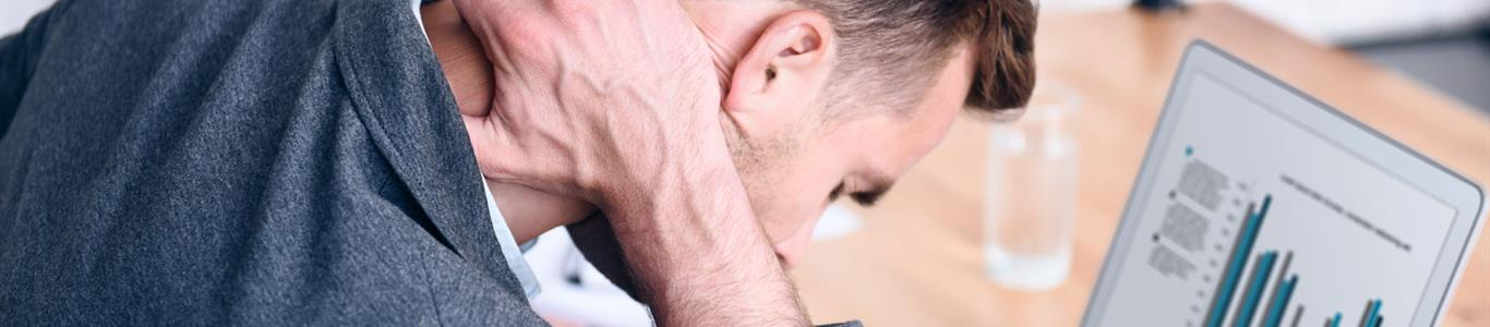 rigidez en el cuello sintomas de diabetes