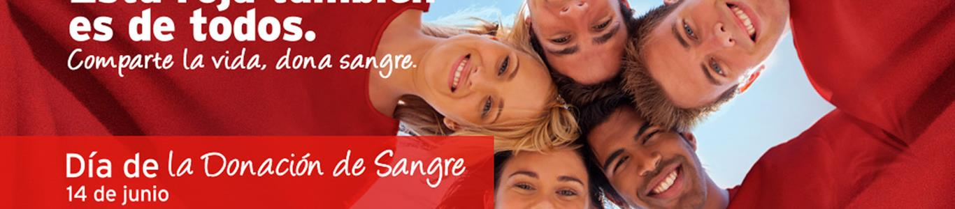 """Día Mundial del Donante de Sangre: Comparte la vida, dona sangre"""""""