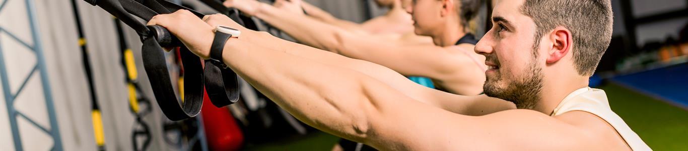 TRX: una nueva y efectiva forma de ejercitar