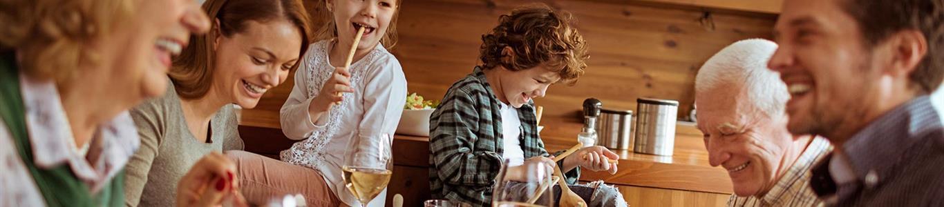 Los beneficios de comer en familia para una mejor salud mental