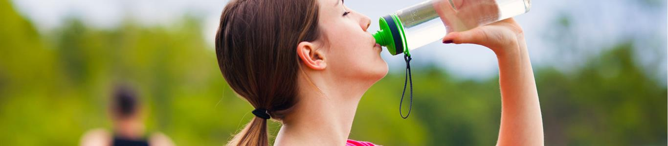 Running: la importancia de la hidratación y las sales minerales