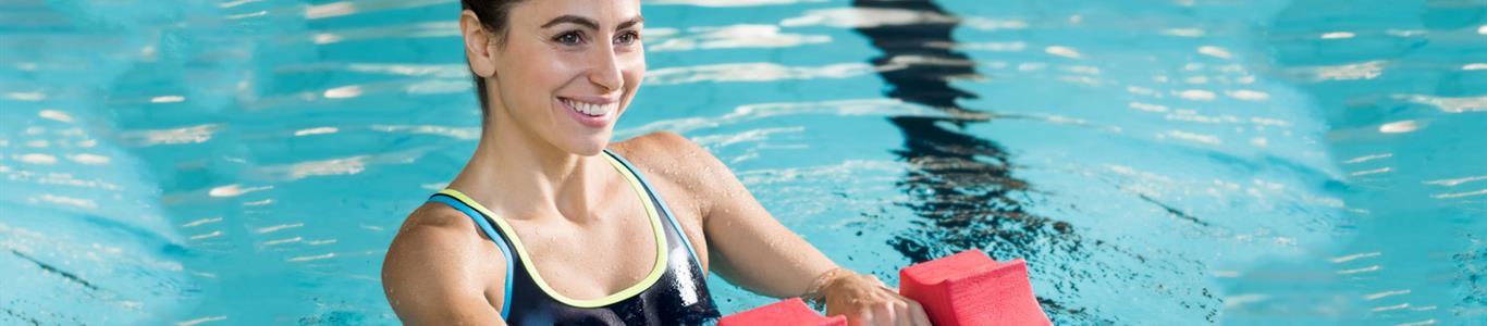 Actividad física: todo lo bueno de la hidrogimnasia