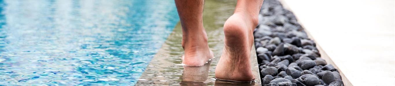 Verano: el exceso de humedad puede causar hongos en los pies