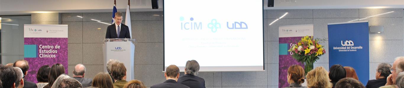 ICIM inauguró nuevo Centro de Estudios Clínicos