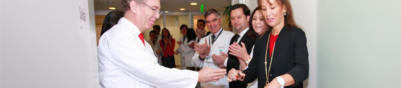 Clínica Alemana inauguró nuevo laboratorio de diagnóstico molecular