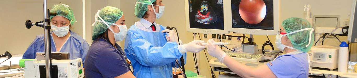 Innovador procedimiento en Chile para enfisema pulmonar grave