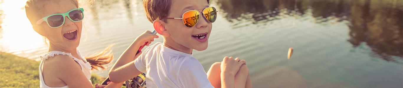 Lentes de sol para niños: Lo antes posible
